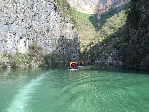巫山日均接待游客超3万人次