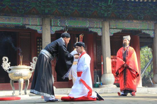 邹鲁研学旅游基地授牌仪式在邹城举行(图)
