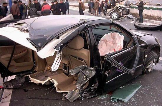 12处事故多发路段公布 最多处已发生32起车祸(图)