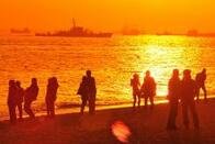 我国五大滨海旅游带加速升级(图)