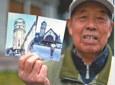 济南75岁老人曹立沛守护大钟30年 当年3名钟表师仅剩他