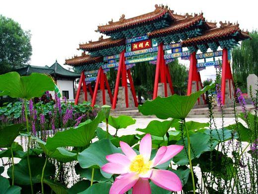 """5A景区大明湖将全面免费开放""""还湖于民""""(图)"""