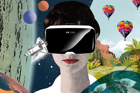 """透视解析VR产业的""""冰与火""""(图)"""