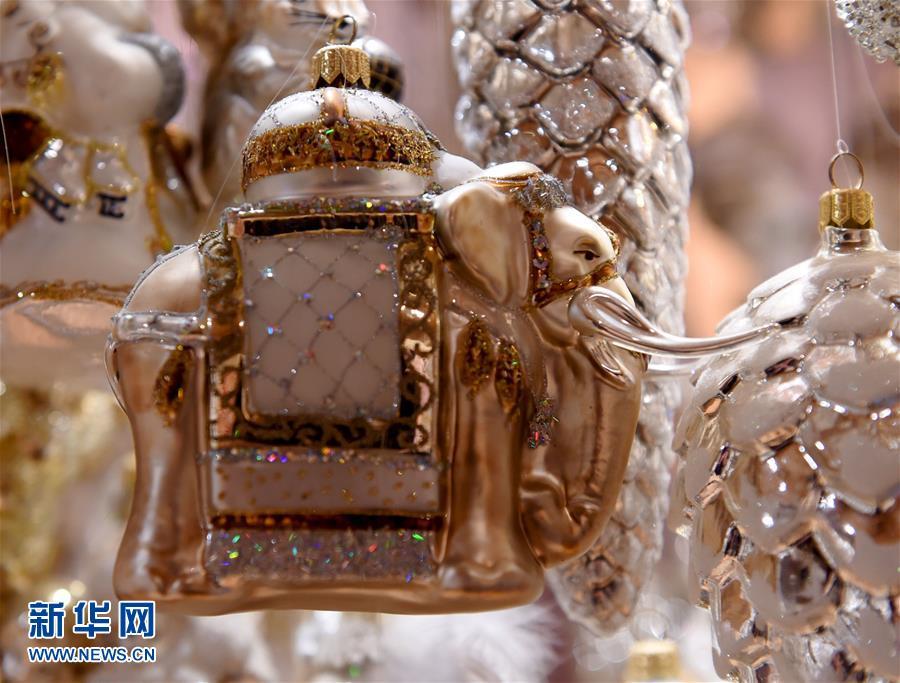 (外代二线)波兰传统圣诞树装饰品