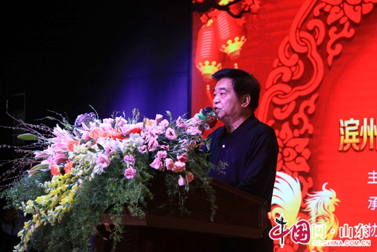 滨州渤海教育集团举办2017年元旦联欢汇演