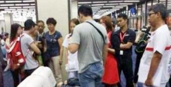 泰国机场道歉 究竟怎么回事?(图)