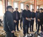 临沂:彭林东带队督导地条钢等钢铁违法违规行为排查整治工作