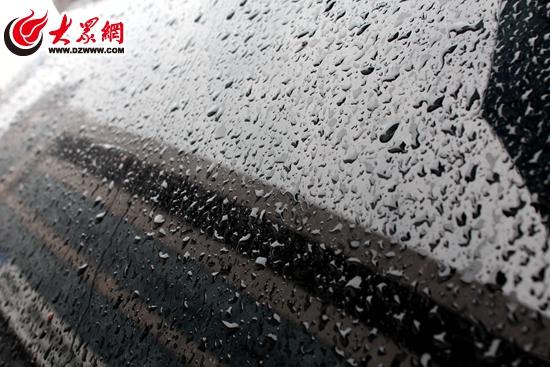 日照市又迎春雨 气象台发布大风蓝色预警(组图)
