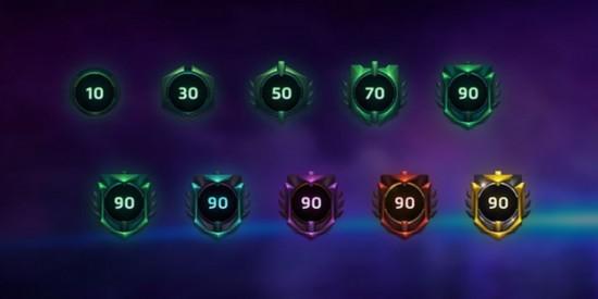 等级变化玩家头像上的升级会长和边框也会有所变化-游戏全新升级改
