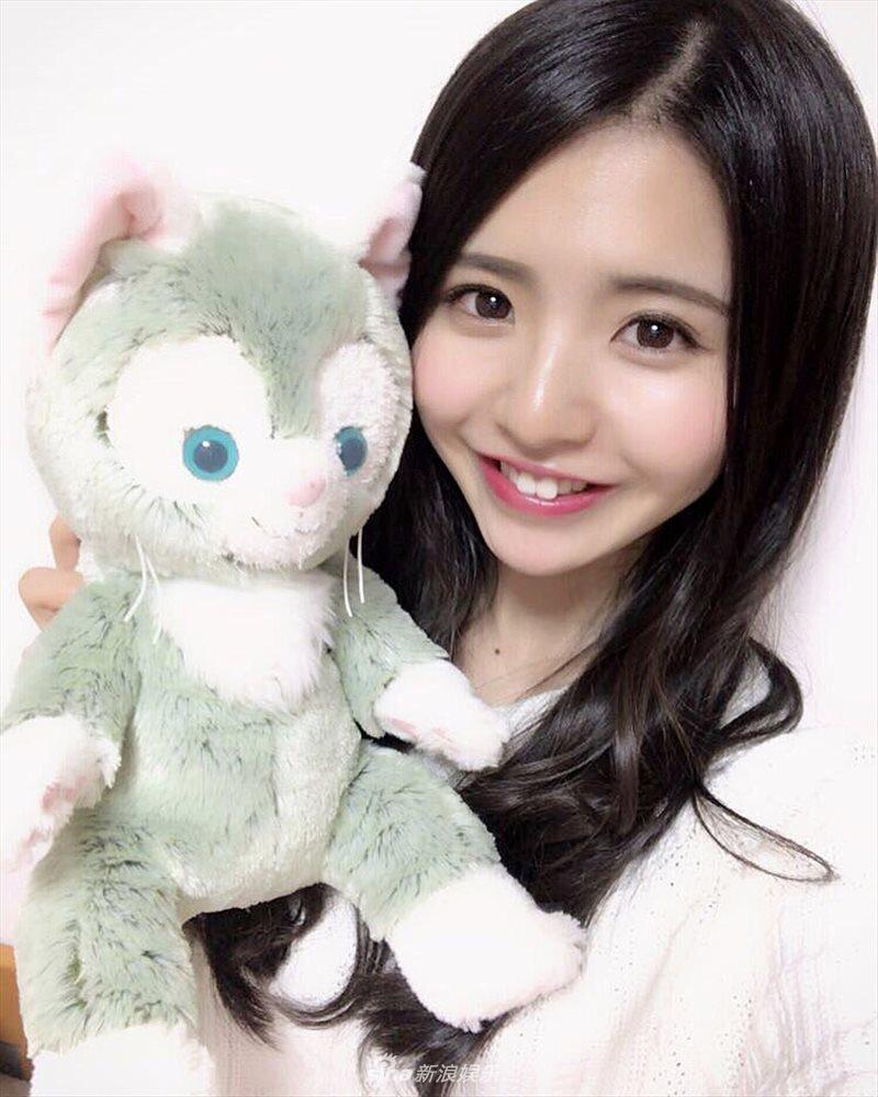 日本最美女大学生私照曝光 浅笑甜美清新阳光