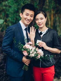 跳水女皇要嫁了!吴敏霞男友求婚成功