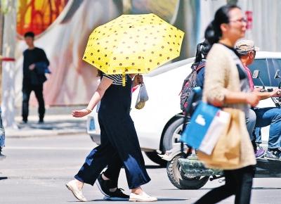周末凉风习习 下周河南大部将出现干热风天气