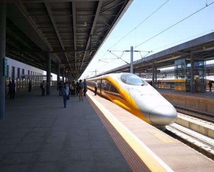 中国首条丝路高铁将开通