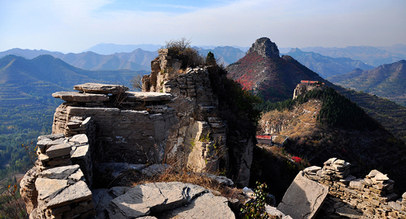 淄川区梦泉村:头顶8个国字荣誉的生态村(组图)