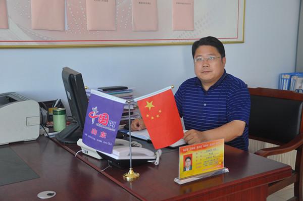 """滨州经济技术开发区第一中学:让""""红色经典""""在书声里流行起来(组图)"""