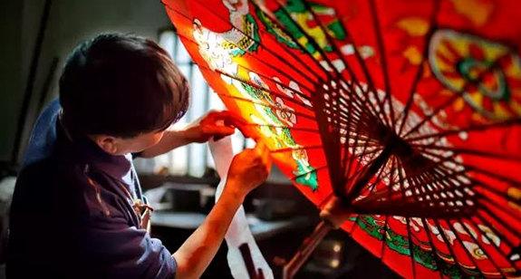 中国(临沂)首届非遗文化博览会在罗庄举办(组图)