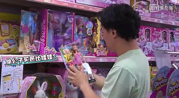 陈奕迅送芭比娃娃给周杰伦儿子 真正用意是这样的(图)