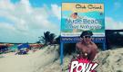 吴尊到全裸海滩度假 和儿子大胆玩全&quot裸&quot