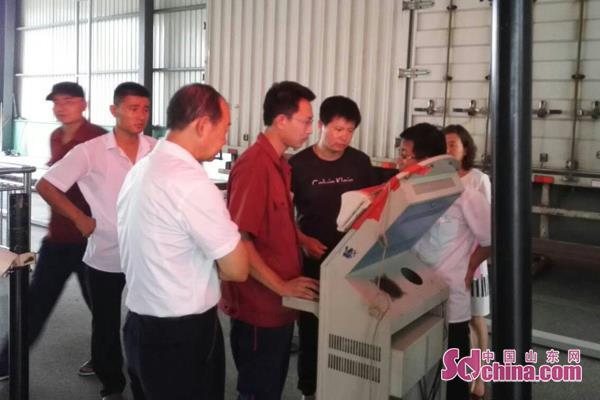 潍坊机动车检测机构5家不合格 部分县级局监管力度不够(图)
