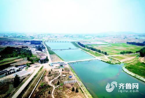日照市水利建设荣获山东省质量评估第三名