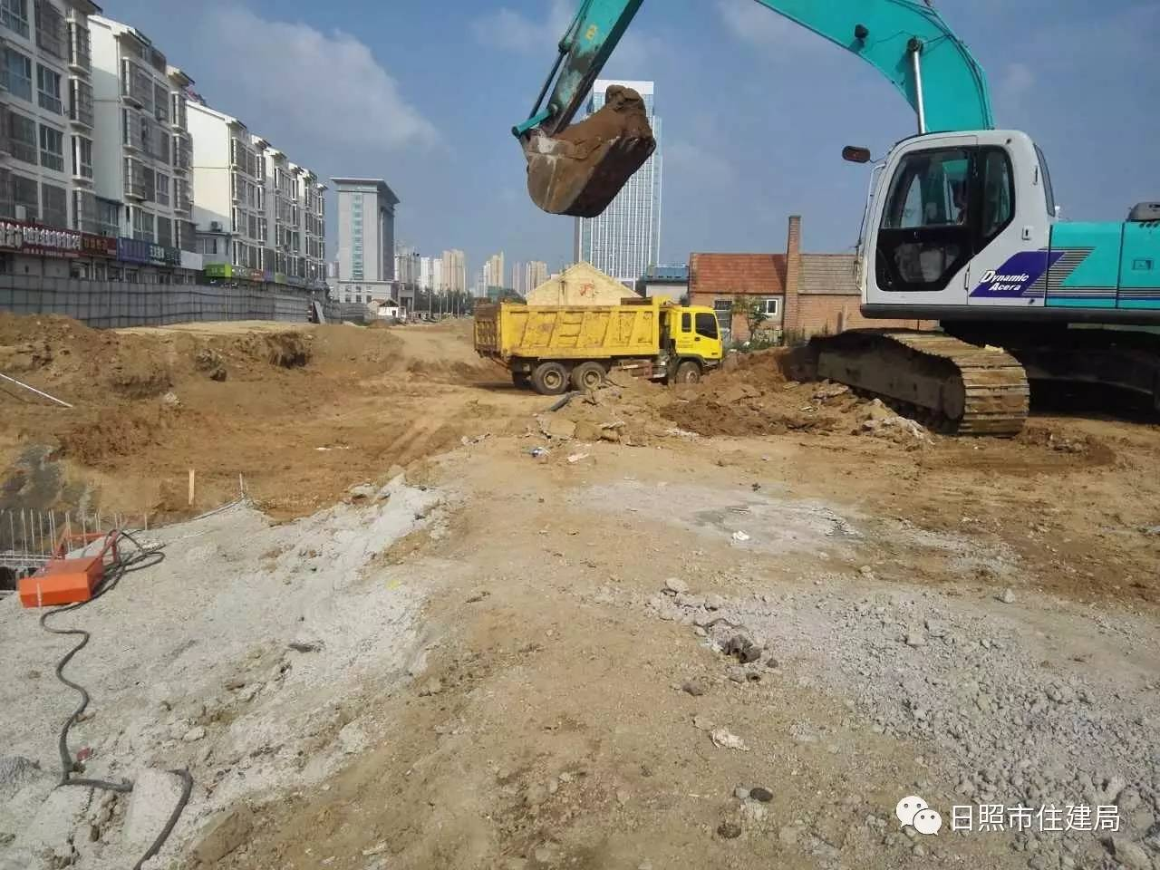 日照莒州路建设全线开工 改善周边区域交通环境