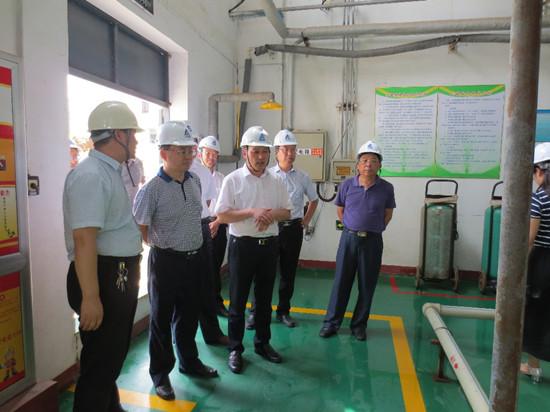 滨州:赵庆平副市长督导检查沾化区安全生产工作