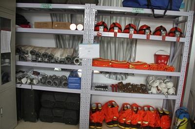 乐虎国际老虎机游戏平台消防积极推进重点单位微型消防站建设工作