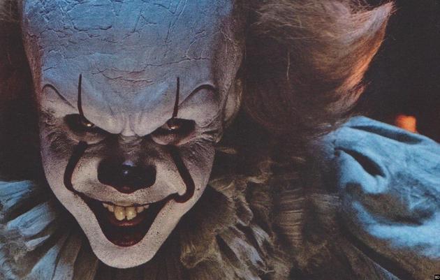 《小丑回魂》发布新款预告