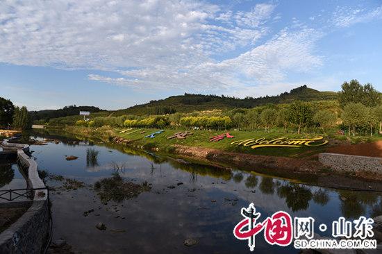 临沂沂水县:打造生态农业助推全域旅游(组图)