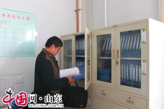 滨州市安监局到惠民县督导安全生产工作