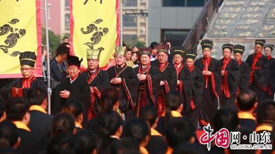 孝爱中华大爱卫康 中国·临沂第二届孝悌文化节隆重举办