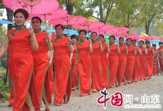 醉美滨州 千人旗袍摄影大赛正式启动