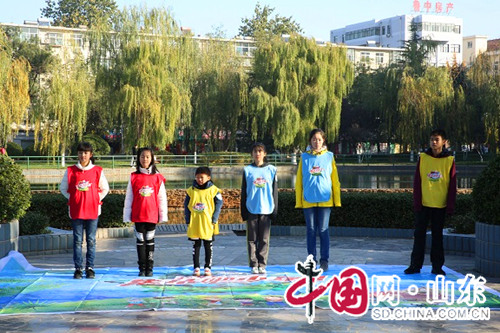 淄博首档青少年户外真人秀节目《集结吧 少年》12月1日首播