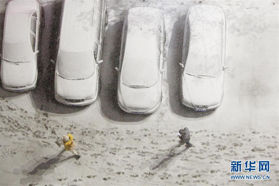 #(环境)(1)踏雪而行
