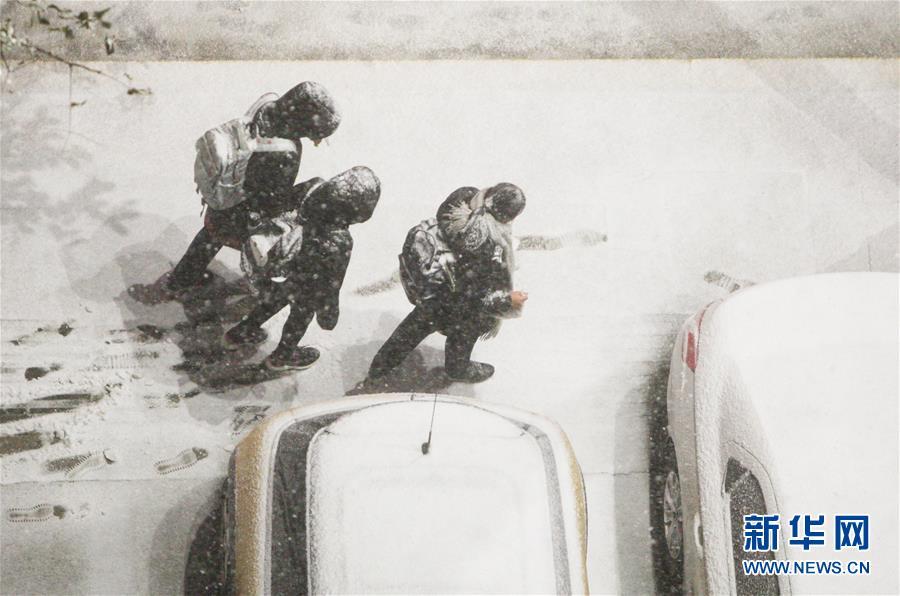 #(环境)(2)踏雪而行