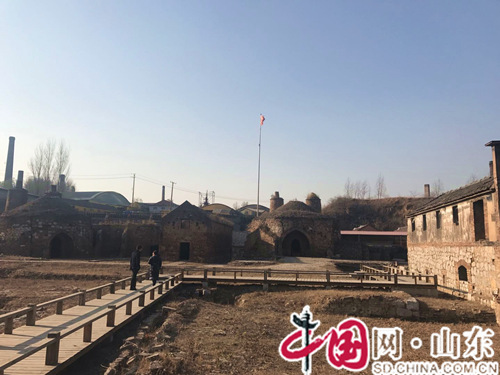 """""""科学发展看淄川""""---走进淄川母亲河般河发源地龙泉镇"""