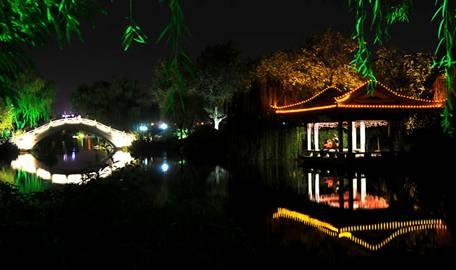 夜济南来了!一城一湖一环要亮起 体现独特历史韵味