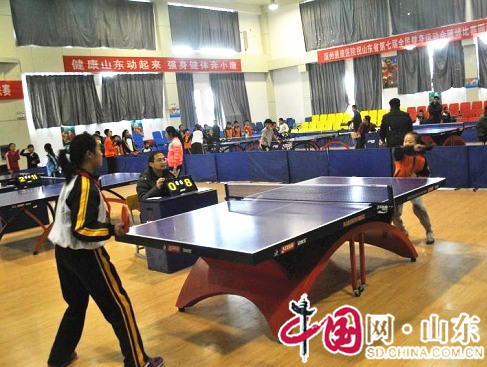 滨州经济技术开发区第一中学代表队参加区乒乓球联赛再获佳绩
