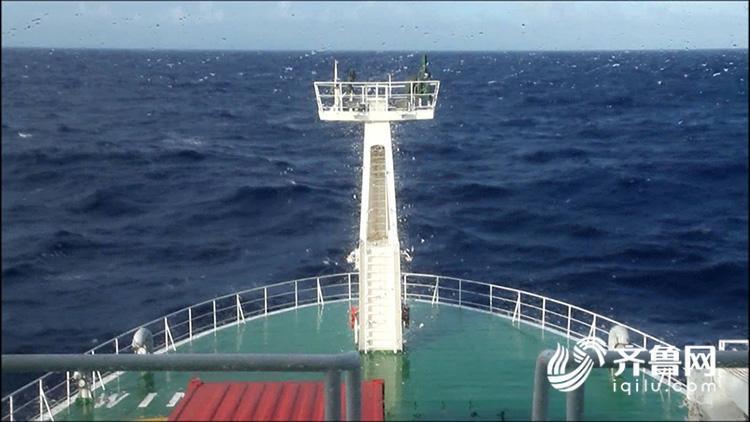 山东:面向大海 满帆前行