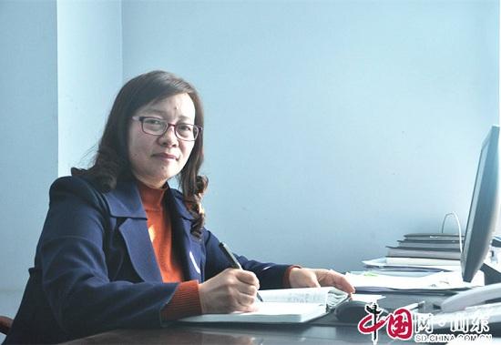 滨州经济技术开发区第一中学唐玉霞:不忘初心的老师·妈妈
