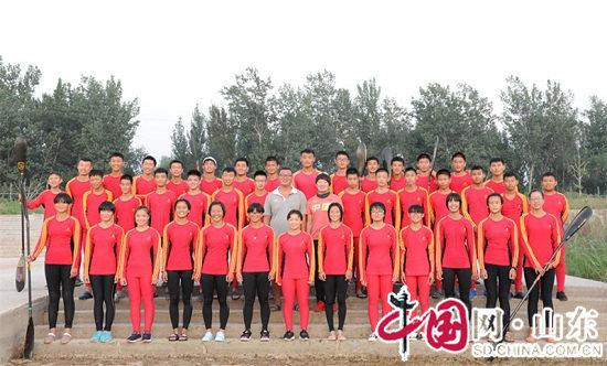 滨州市体校皮划艇教练夫妻档:冠军教练的中国梦