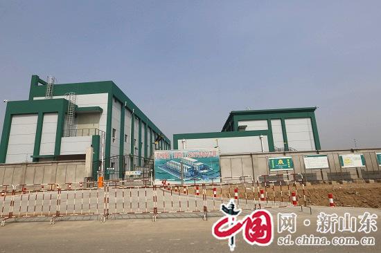 国家电网山东滨州供电公司220千伏徐窑变电站建设纪实