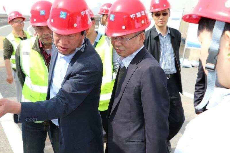 """中建八局二公司总经理李少华:以新面貌""""建造""""美丽新山东"""