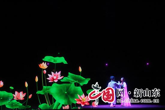 济南方特三周年庆典 《孟姜女》项目华丽亮相