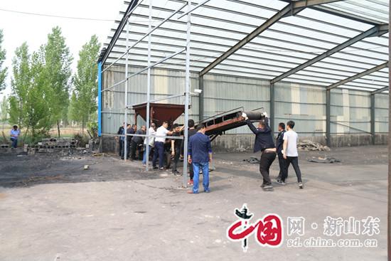 """临沂罗庄区严厉打击违法建设为""""双城""""同创保驾护航"""