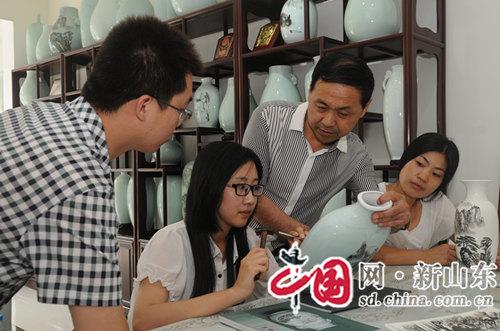 """淄川:转变公共文化服务供给方式""""文化云""""滋润百姓心"""