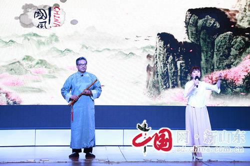 """淄川经济开发区举行""""行者无疆""""朗诵诗会"""