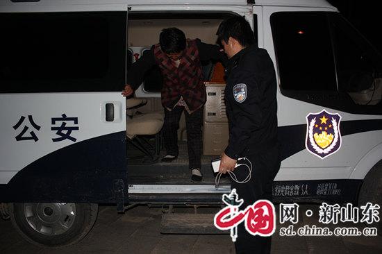 高青民警热心相助患病女子平安返家
