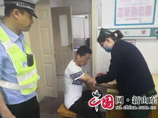 """淄博交警:""""净化六号""""行动剑指各类严重交通违法行为"""