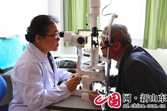 滨州市总工会组织市直以上劳动模范免费健康查体